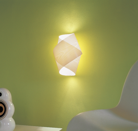 Orbit Wall Sconce by LZF
