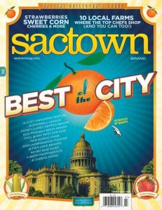 Sactown Magazine June July issue