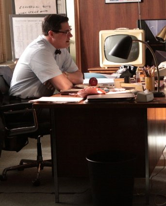 Mad Men design inspiration for mid-century lighting