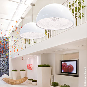 Skygarden S1 Suspension by Flos by Marcel Wanders