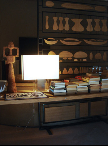 Tati Table Lamp by Kartell