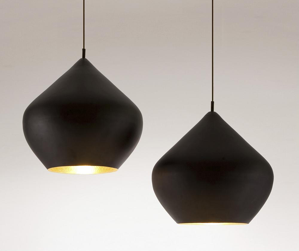 Beat Light Pendant by Tom Dixon