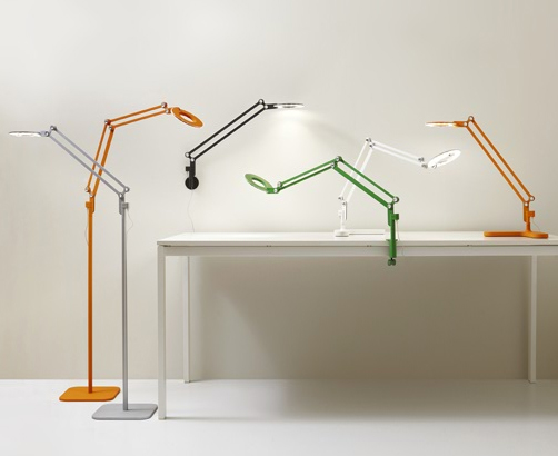 Link by Pablo LED task lighting