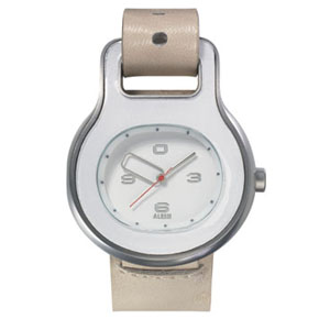 Buckle Watch by Alessi