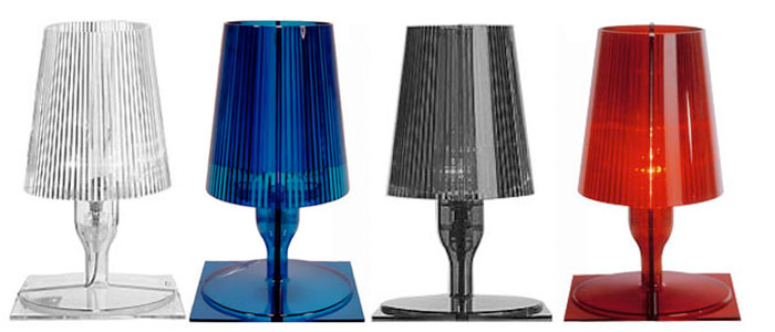 Take Table Lamps by Kartell
