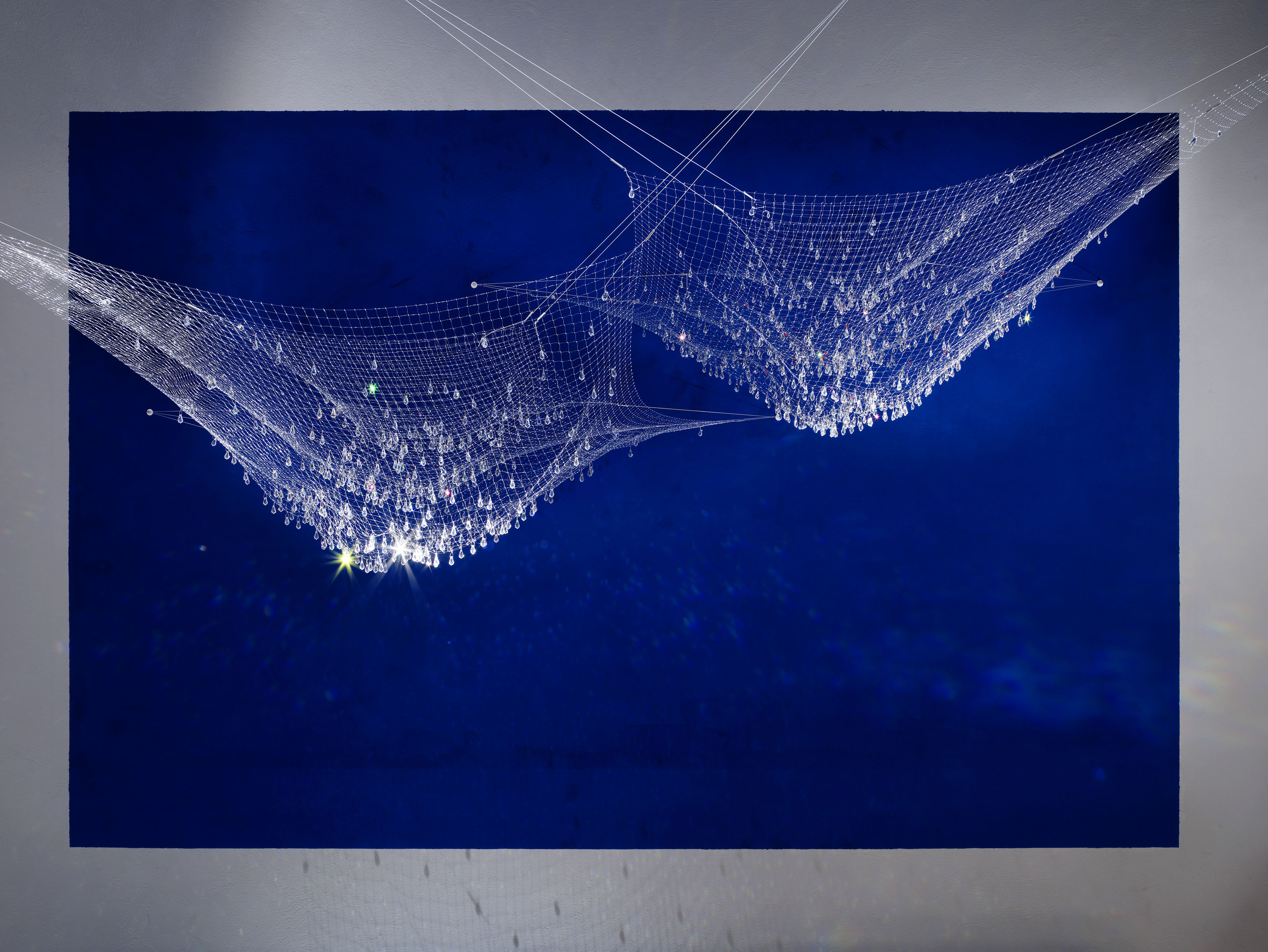 Lacrime Del Pescatore Ceiling Light by Ingo Maurer