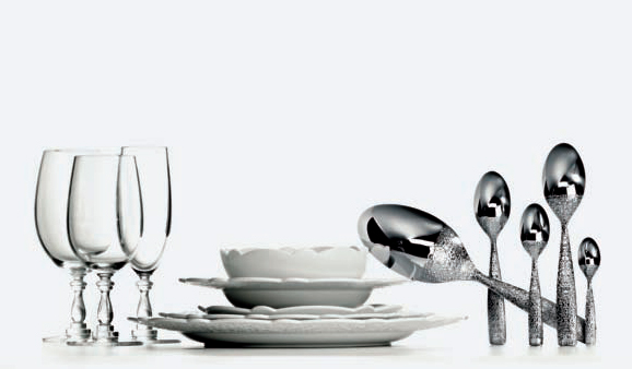 Dressed by Marcel Wanders for Alessi