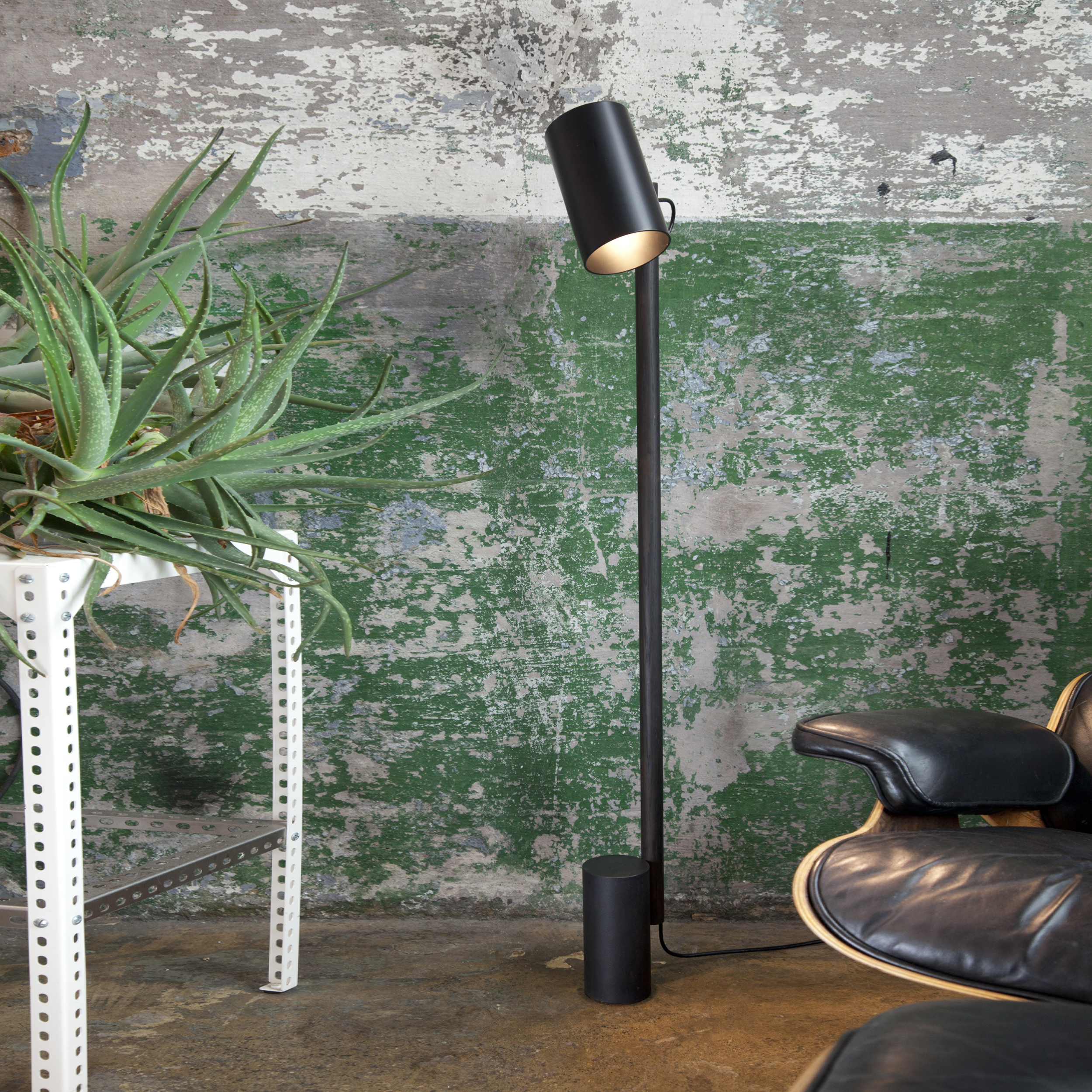 Quart Floor Lamp by Rich Brilliant Willing