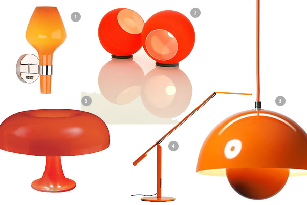 Tangerine Tango Lighting