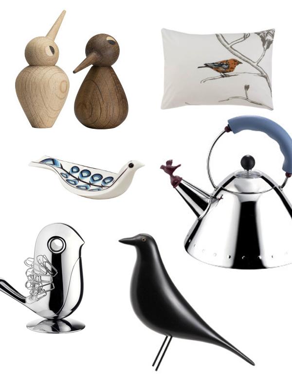 Birds modern design